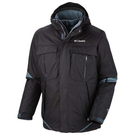 Columbia Sportswear Bugaboo Interchange Jacket - 3-in-1 (For Tall Men)