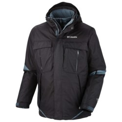 Columbia Sportswear Bugaboo Interchange Jacket - Insulated, 3-in-1 (For Big Men)