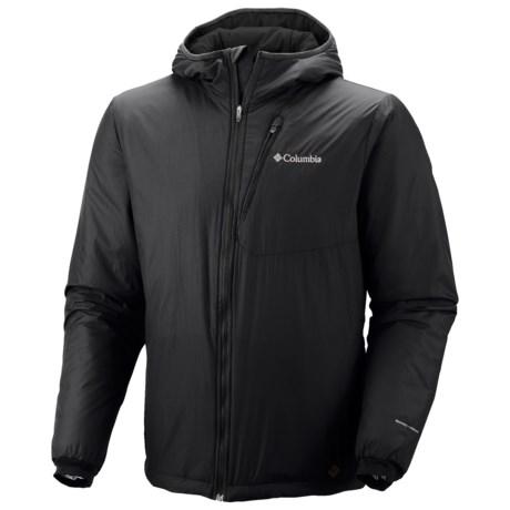 Columbia Sportswear Premier Packer Omni-Heat® Hoodie Sweatshirt - Insulated (For Men)