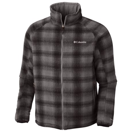 Columbia Sportswear Two Lives Jacket - Reversible, Insulated (For Men)