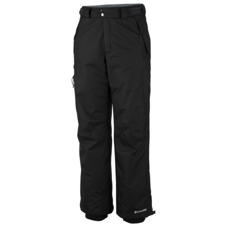 Columbia Sportswear Bugaboo Snow Pants - Insulated (For Big and Tall Men)