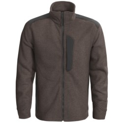Obermeyer Dawson Sweater - Full Zip (For Men)