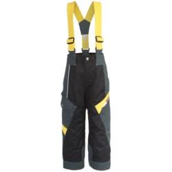Obermeyer Freeride Bib Pants - Insulated (For Little Boys)