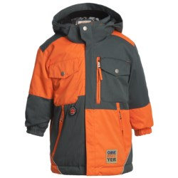 Obermeyer Superpipe Jacket - Insulated (For Little Boys)