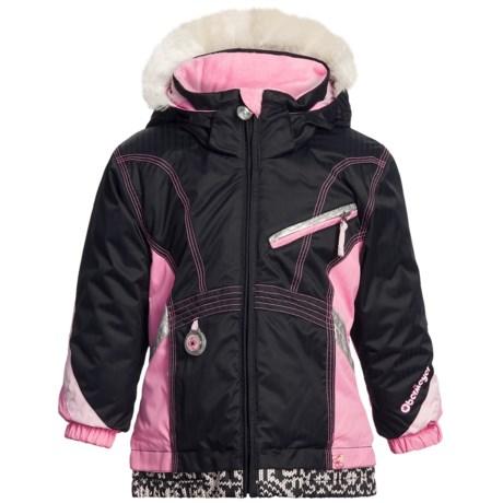Obermeyer Sunrise Jacket - Insulated (For Little Girls)