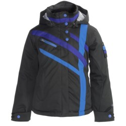 Obermeyer Kensington Jacket - Insulated (For Girls)