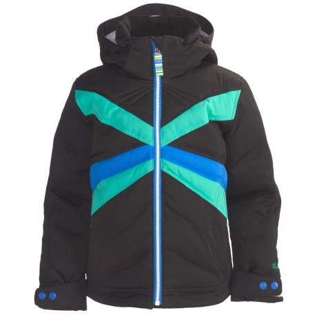 Obermeyer Electra Down Jacket (For Girls)