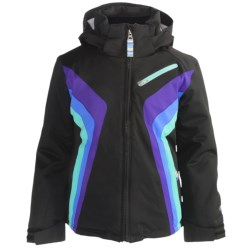 Obermeyer Aurora Jacket - Insulated (For Girls)
