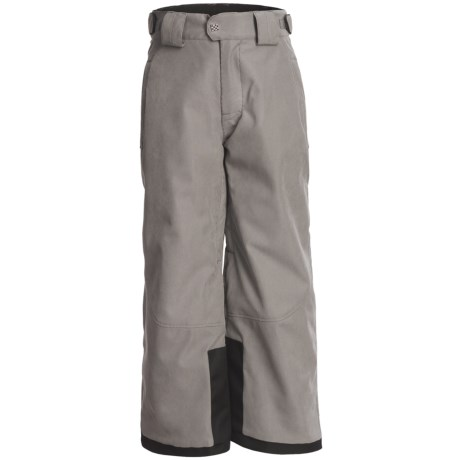 Obermeyer Union Snow Pants - Insulated (For Boys)