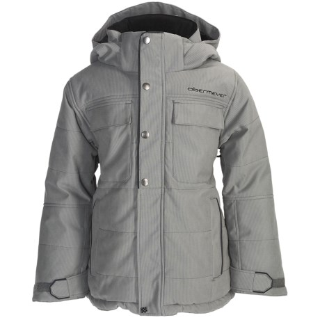 Obermeyer Boomer Jacket - Insulated (For Boys)