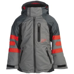 Obermeyer Icon Jacket - Insulated (For Boys)