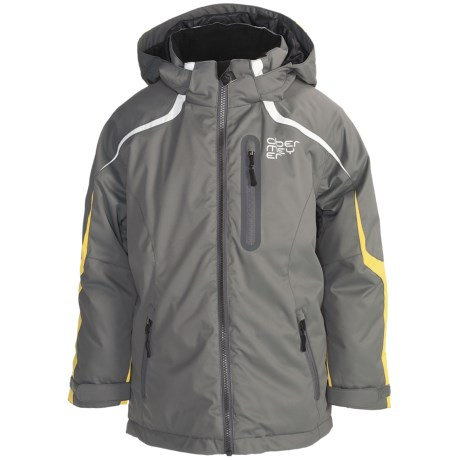 Obermeyer Merlin Jacket - Insulated (For Boys)