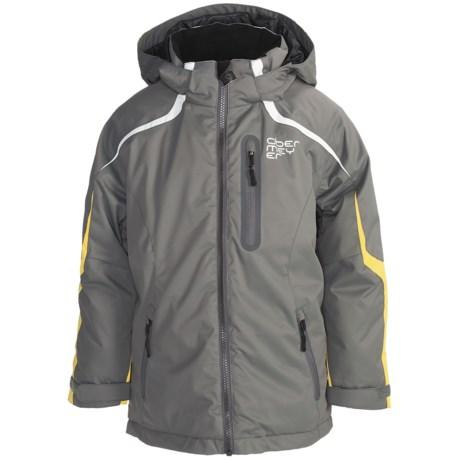 Obermeyer Merlin Jacket - Insulated (For Boys)