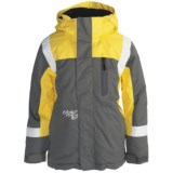 Obermeyer Turbo Jacket - Insulated (For Boys)
