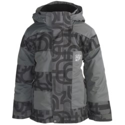 Obermeyer Renegade Jacket - Insulated (For Boys)
