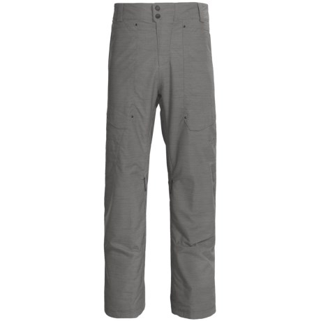 Obermeyer Yukon Snow Pants - Insulated (For Men)