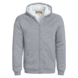 Specially made Sherpa-Lined Hoodie Sweatshirt (For Men)