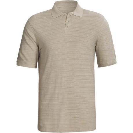 Specially made Cotton Pique Polo Shirt - Short Sleeve (For Men)