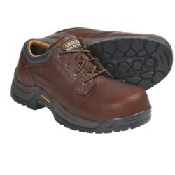 Carolina Shoe Broad Toe Oxford Work Shoes - Composite Toe, Leather (For Women)
