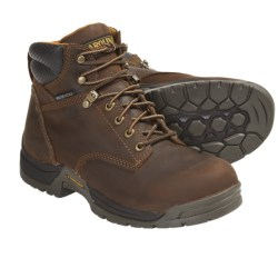 Carolina Shoe Soft Toe Work Boots - Waterproof, Leather (For Women)