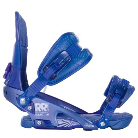Ride Snowboards Rodeo Snowboard Bindings