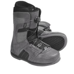 Ride Snowboards Anthem BOA® Coiler Snowboard Boots (For Men)