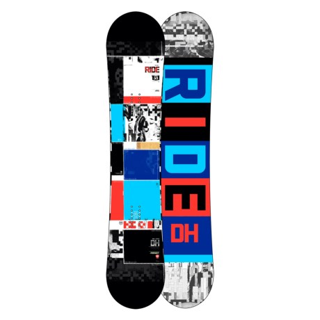 Ride Snowboards DH Snowboard