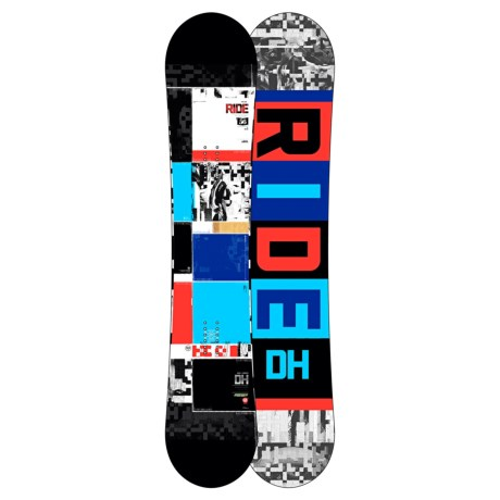 Ride Snowboards DH Snowboard - Wide