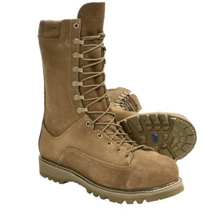 "Matterhorn Gore-Tex® 10"" Leather Boots - Waterproof, Insulated, Composite Toe (For Men)"