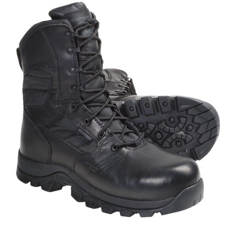 "Corcoran Traditional Mach Boots - 8"", Waterproof, Composite Toe (For Men)"