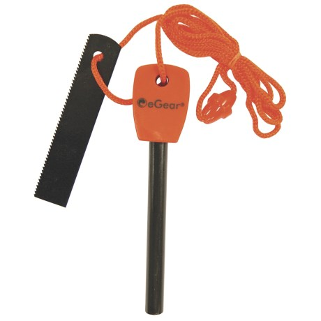 eGear Flint Fire Starter with Striker