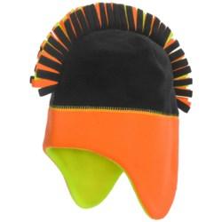 Grand Sierra Mohawk Fleece Helmet (For Boys)