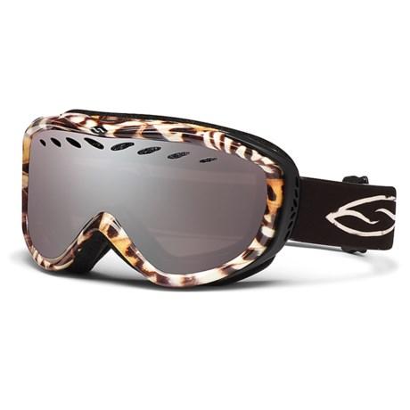 Smith Optics Transit Air Snowsport Goggles - Ignitor Mirror Lens