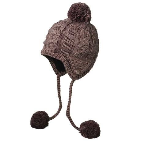 DaKine Stella Hat - Fleece Lining, Ear Flaps (For Women)