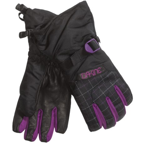 DaKine Tahoe Gloves - Waterproof, Insulated (For Women)