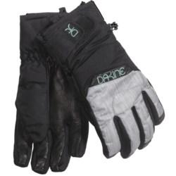 DaKine Tahoe Short Gloves - Waterproof, Insulated (For Women)