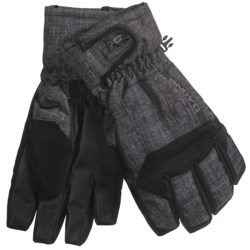 DaKine Scout Short Gloves - Waterproof, Insulated, Removable Liner (For Men)