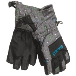 DaKine Yukon Jr. Gloves - Waterproof, Insulated (For Little and Big Kids)