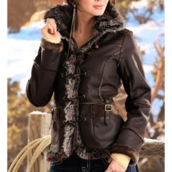 Powder River Outfitters Lacey Coat (For Women)