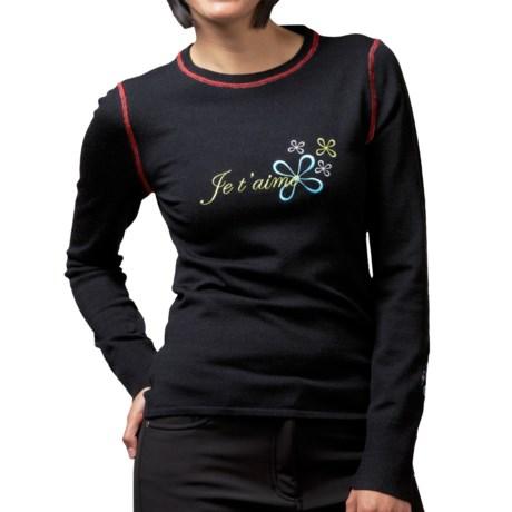 Meister Je T'aime Sweater - Merino Wool (For Women)