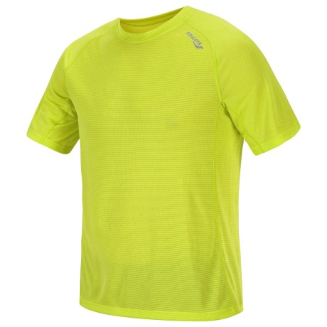 Saucony Hydralite T-Shirt - Recycled Materials, Short Sleeve (For Men)