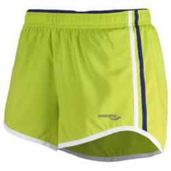 Saucony P.E. Shorts (For Women)