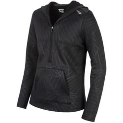 Saucony Siberius Hoodie Sweatshirt - Fleece (For Women)