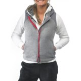 Kavu Kanaka Hooded Vest - Zip Front (For Women)