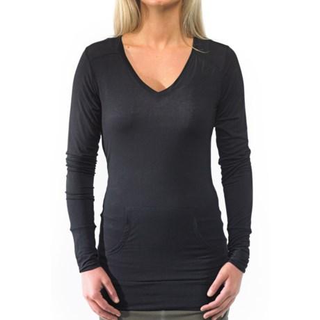 Kavu Dahlia Shirt - Stretch TENCEL®, Long Sleeve (For Women)