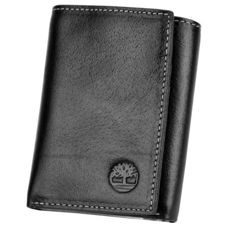 Timberland Slim Trifold Wallet - Dakota Leather