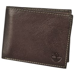 Timberland Passcase Wallet - Antiqued Leather