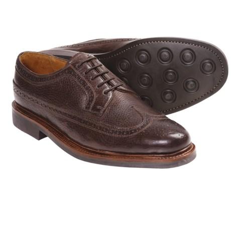 Florsheim Haviland Wingtip Shoes - Leather (For Men)