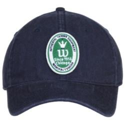 Wilson Vintage Baseball Cap - UPF 30+ (For Men and Women)