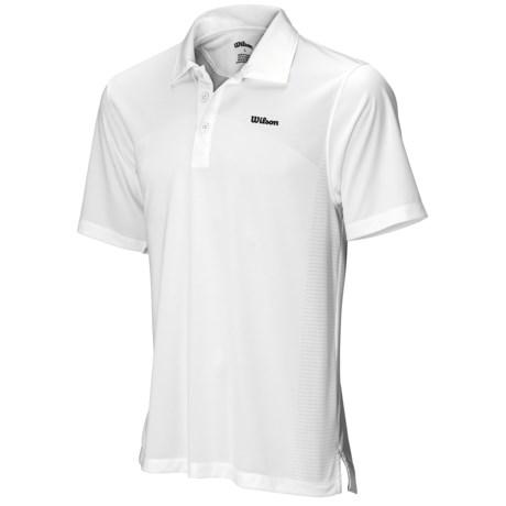 Wilson Body Mapping Polo Shirt - UPF 30+, Short Sleeve (For Men)